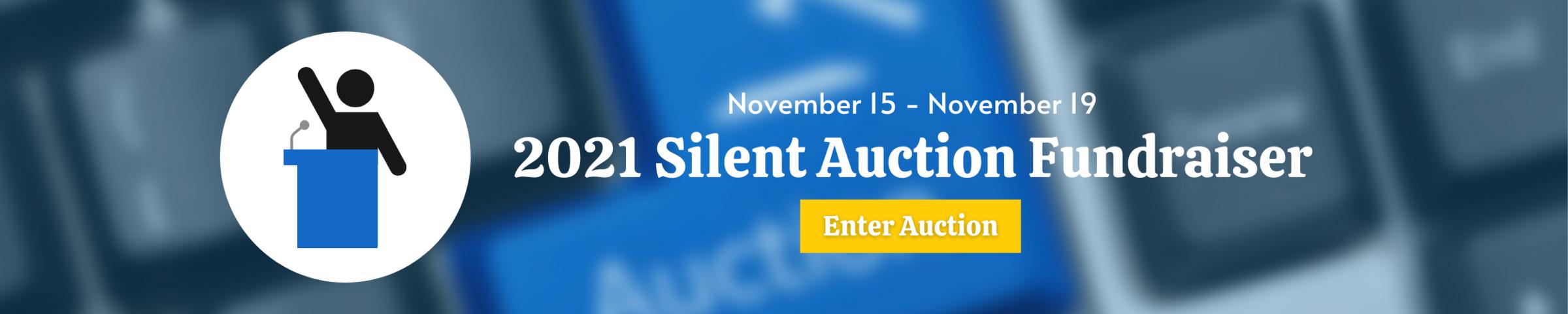 NSAF Auction Banner